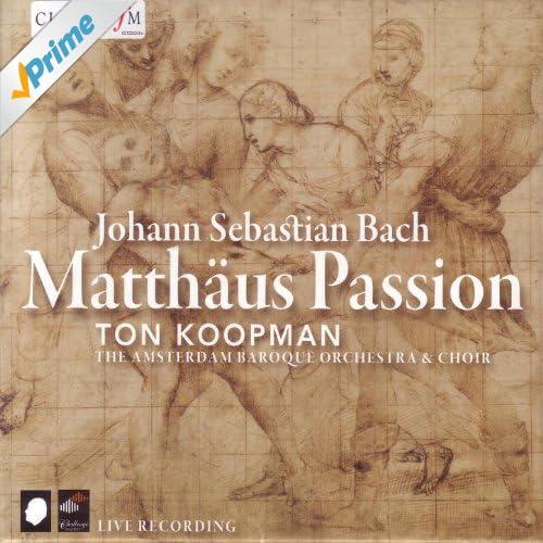 """Matthäus Passion, BWV 244: Recitativo, """"Und siehe da, der Vorhang"""""""
