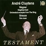 Wagner, Siegfried Idyll Et Les Murmures De La Forêt... - Strauss, Don Juan, Feuersnot