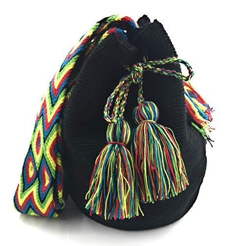 Wayuu Mochila, Bolsos Colombianos Artesanales