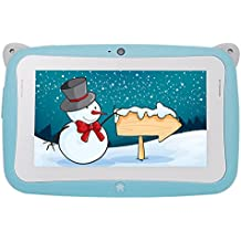 "JYJ 4,3"" Pulgadas Cute Mini Niños Kids Google Android Tablet 4.2 4GB de Doble Cámara de 5 Puntos Táctil Capacitiva WiFi Azul"