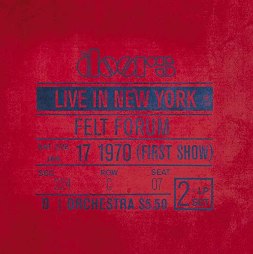 Live in New York (Vinyl) [Vinyl LP]