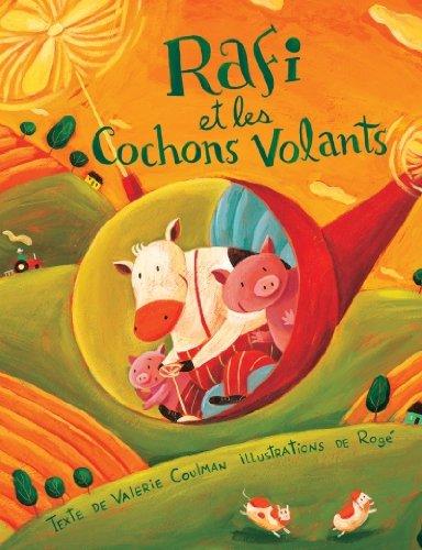 Rafi Et Les Cochons Volants par Valerie Coulman