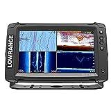 LOWRANCE Elite 9Ti Ecoscandaglio Chartplotter GPS - No Trasduttore
