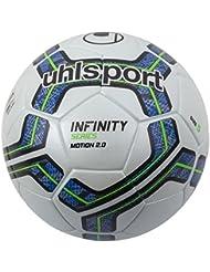 uhlsport infinity Motion 2.0-PREMIUM Balón de entrenamiento, tamaño: 5; Color: Blanco/Royal/Negro