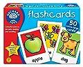 "Orchard Toys - Cartes instantanées ""Flash Cards"" - Langue anglaise - Langue: anglais"