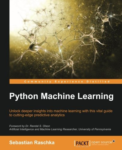 Download [PDF] Python Machine Learning, 1st Edition Read
