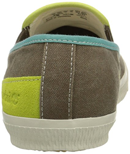 Timberland Ek Hookset Camp Ftm_canvas Slip On, Sneakers basses homme Vert