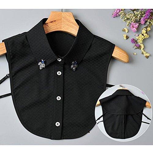 Collier d'ornement de chemise de faux de mode de mode Collier détachable pour collier faux détachable Color I
