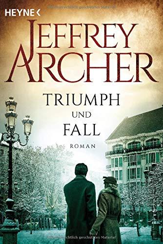 Archer, Jeffrey: Triumph und Fall