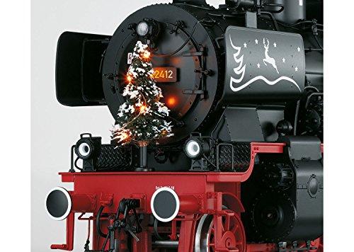 Märklin 55389 - Weihnachts-Dampflok mit Schlepptender - 2