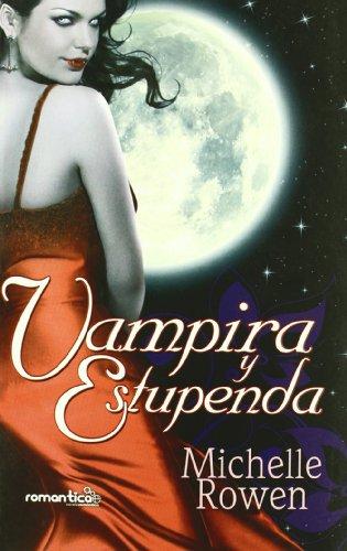 Vampira y estupenda Cover Image