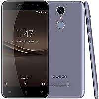 CUBOT Note Plus 4G Smartphone Débloqué Portable( 3 GO RAM+32 GO ROM - 16MP Sony Arrière Caméra + 16MP Frontale Caméra - Android 7.0 - 5.2 pouces 1920 x 1080 IPS HD - Fingerprint Empreinte Digitale 2800mAh) - Bleu