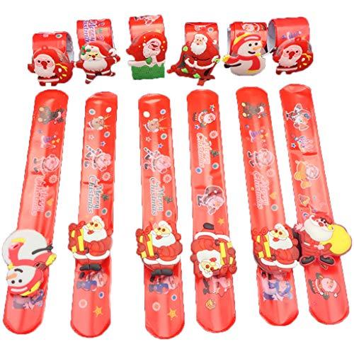 bänder Glow Gangle Cartoon Light-Up Gummi-Armband Nette Neuheit Geburtstagsfeier Geeignet für Alle ()