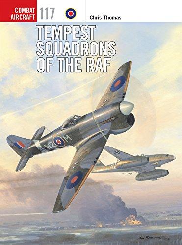 Tempest Squadrons of the Raf par Chris Thomas