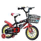 KinderFahrrad-Hellobridal 12/14/16 zoll Kinderrad Kinderfahrräder für Freizeit und Urlaub!(Rot/blau/Grün)