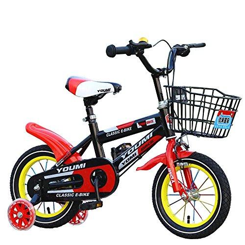 Hellobridal 12/14/16 pouces Bicyclette pour les loisirs et les vacances!(Bleu/Vert/Rouge)