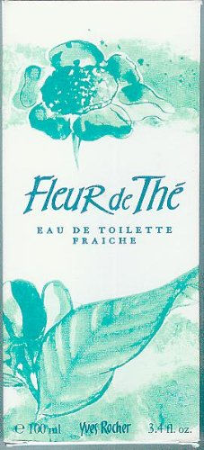 Süße Mandarinen-tee (Yves Rocher -Fleur de Thé - Eau de toilette fraiche - e 100 ml. - 3.4 FL.OZ. 100ml/79 % vol. [Yves Rocher, 44941])