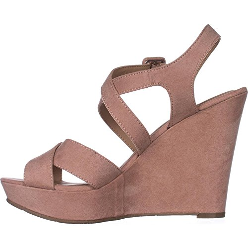 American Rag Womens Rachey Open Toe Casual Strappy Sandals, Blush, Size 7.5 Lady Open Toe Strappy Sandal