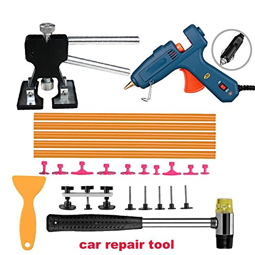 super-pdr-diy-new-23pcs-car-body-dent-paintless-restore-repair-tool-kit-set-puller-lifter-tabs-glue-