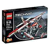 LEGO Technic 42040 Fire Plane Building Kit by LEGO