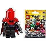 Lego Batman The Movie Mini Figure Series Red Food (Unopened Item) | THE LEGO Batman Movie Minifigures Series Red Hood71017-11