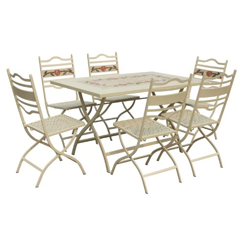 leisuregrow-claremont-80cm-x-130cm-rectangular-folding-dining-set-white-metal-garden-furniture-set-6