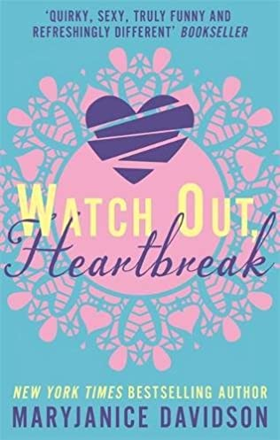 book cover of Watch Out, Heartbreak