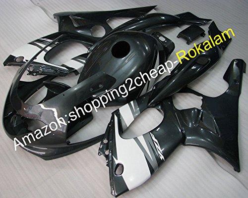 installations de moto pour Yzf600r Thundercat 1997-2007 YZF 600R 97 98 99 00 01 02 03 04 05 06 07 Yzf-600r Carénage kit
