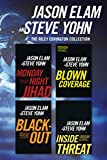 The Riley Covington Collection: Monday Night Jihad / Blown Coverage / Blackout / Inside Threat (A Riley Covington Thriller)