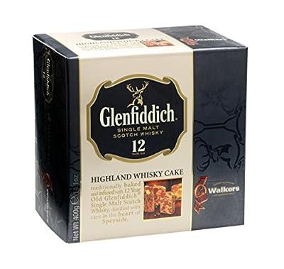 Glenfiddich Highland Whisky Cake 400 g