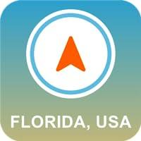 Florida, USA Offline-GPS