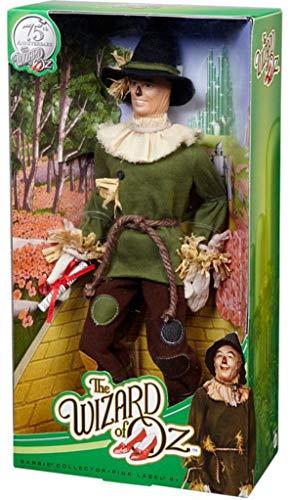 - Collector Der Zauberer von Oz, Vogelscheuche, Sammlerpuppe ()