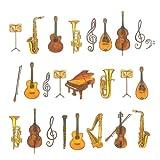 Servietten Orchester 33x33