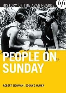 People On Sunday [1929] [DVD]