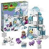 LEGO DUPLO Princess TM - Frozen Castillo de Hielo, Juguete de Palacio de...