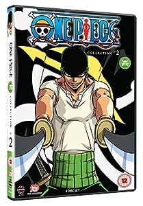 One Piece (Uncut) Collection 2 (Episodes 27-53) [Region 2] [UK Edition] [DVD]