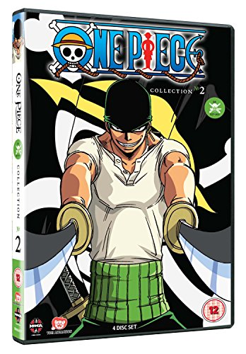 One Piece (Uncut) Collection 2 (Episodes 27-53) [Region 2] [UK Edition] [DVD] [UK Import]