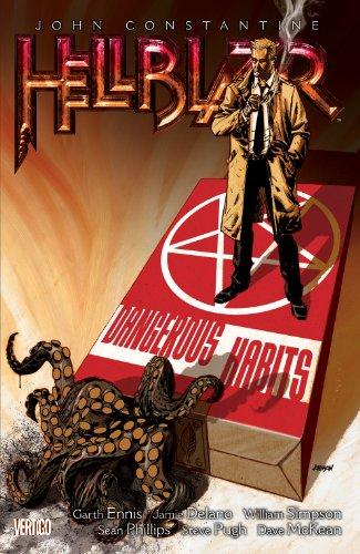 John Constantine: Hellblazer Vol. 5: Dangerous Habits (New Edition) (Hellblazer (Graphic Novels)) (English Edition) (Halloween 5 Jamie)