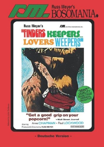 Russ Meyer: Finders Keepers, Lovers Weepers