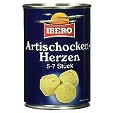 Ibero Artischockenherzen 5 - 7 Stück, 240 g