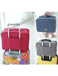 Multifunctional Travel Packing Cubes Duffle Bag, Men & Women Travel Bag New Travel Pouch Waterproof Handbags Women...