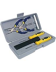 Pro raqueta encordado caja de herramientas conjunto