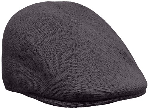 Kangol Headwear Bamboo 507 Casquette Souple, Gris (Charcoal), Taille Fabricant: Medium Homme