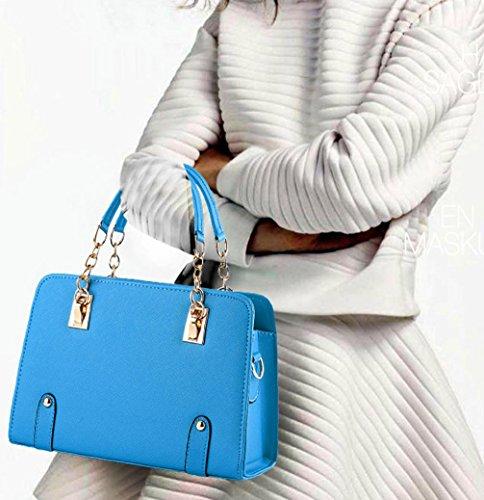 Keshi Pu Cool Damen Handtaschen, Hobo-Bags, Schultertaschen, Beutel, Beuteltaschen, Trend-Bags, Velours, Veloursleder, Wildleder, Tasche Pink 2