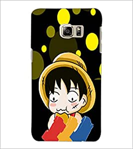 PrintDhaba Cartoon D-4477 Back Case Cover for SAMSUNG GALAXY NOTE 5 (Multi-Coloured)