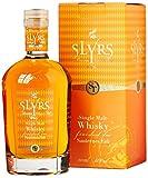 Slyrs Bavarian Single Malt Whisky Sauternes Finish mit Geschenkverpackung (1 x 0.7 l)