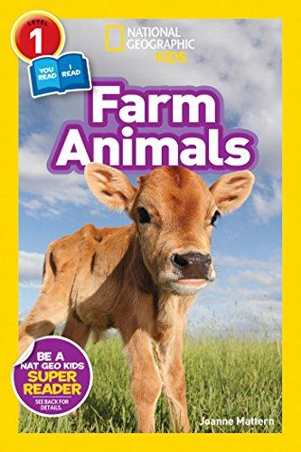 Elite Torrent Descargar National Geographic Readers: Farm Animals (Level 1 Co-reader) PDF PDF Online