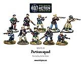 Warlord Games, Bolt Aktion, Zweiter Weltkrieg, Partisan Kader Infanterie-Band
