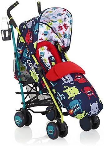 Cosatto Supa Stroller Cuddle Monster 2