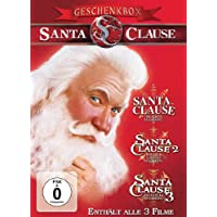Santa Clause 1-3